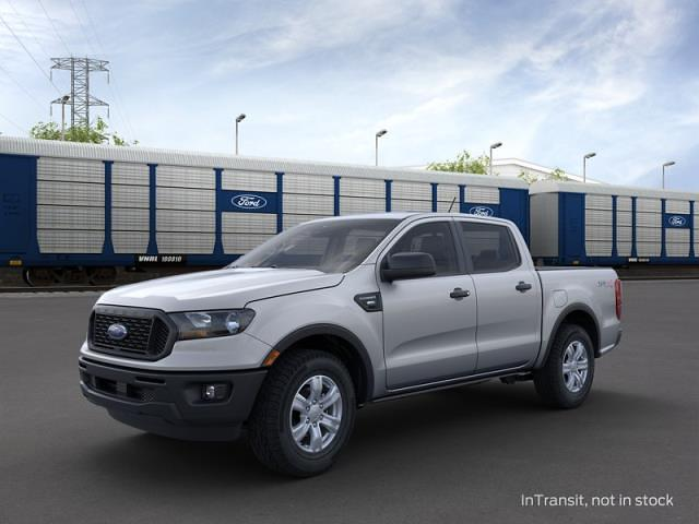 2021 Ford Ranger SuperCrew Cab 4x2, Pickup #FM1476 - photo 1