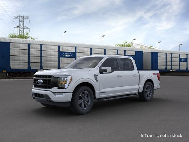 2021 Ford F-150 SuperCrew Cab 4x4, Pickup #FM1498 - photo 1