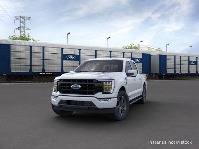2021 Ford F-150 SuperCrew Cab 4x4, Pickup #FM1498 - photo 3