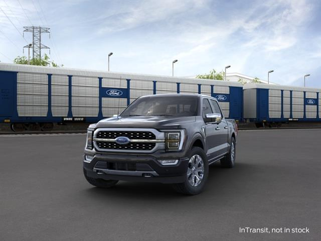 2021 Ford F-150 SuperCrew Cab 4x4, Pickup #FM1513 - photo 3