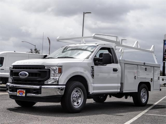 2021 Ford F-350 Regular Cab 4x2, Scelzi Signature Service Body #FM1519 - photo 1