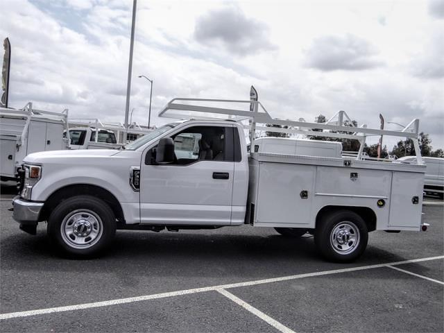 2021 Ford F-350 Regular Cab 4x2, Scelzi Signature Service Body #FM1519 - photo 3