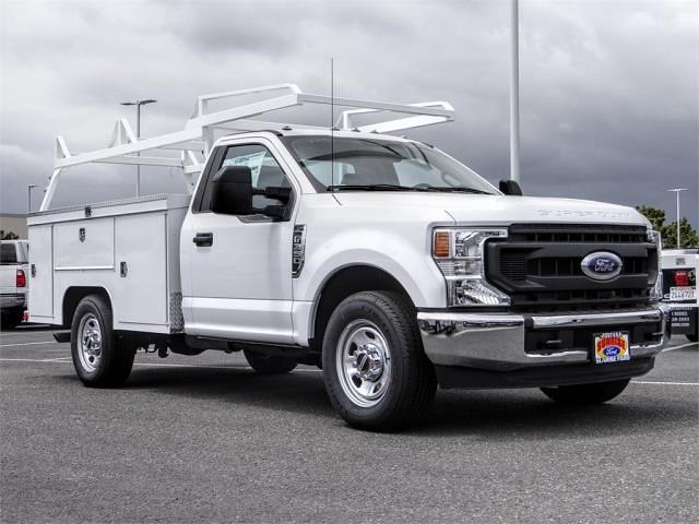 2021 Ford F-350 Regular Cab 4x2, Scelzi Signature Service Body #FM1519 - photo 6