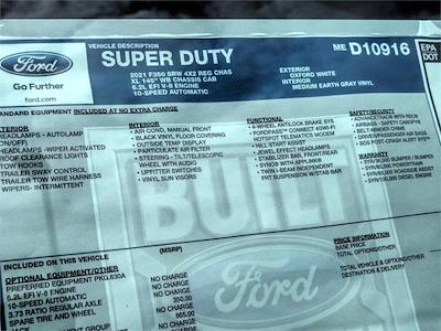 2021 Ford F-350 Regular Cab 4x2, Scelzi Signature Service Body #FM1519 - photo 12