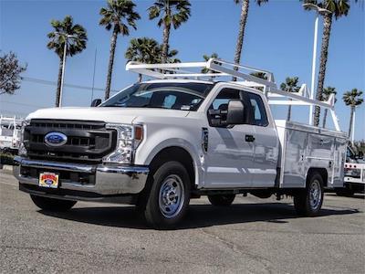 2021 Ford F-350 Super Cab 4x2, Scelzi Signature Service Body #FM1524 - photo 1