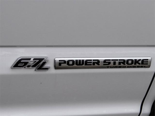 2021 Ford F-450 Crew Cab DRW 4x2, Scelzi WFB Stake Bed #FM1541 - photo 13