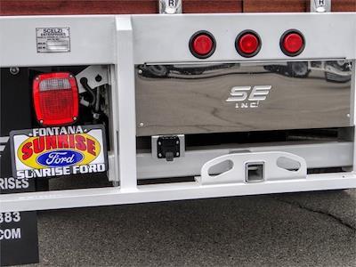 2021 Ford F-450 Crew Cab DRW 4x2, Scelzi WFB Stake Bed #FM1541 - photo 11