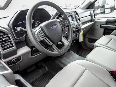 2021 Ford F-350 Regular Cab DRW 4x2, Royal Truck Body Platform Body Flatbed #FM1617 - photo 8