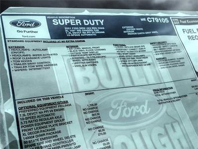 2021 Ford F-350 Regular Cab DRW 4x2, Royal Truck Body Platform Body Flatbed #FM1617 - photo 11