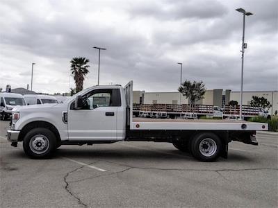 2021 Ford F-350 Regular Cab DRW 4x2, Royal Truck Body Platform Body Flatbed #FM1617 - photo 3