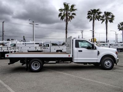 2021 Ford F-350 Regular Cab DRW 4x2, Royal Truck Body Platform Body Flatbed #FM1617 - photo 5