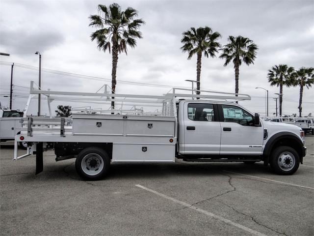 2021 Ford F-450 Crew Cab DRW 4x2, Scelzi CTFB Contractor Body #FM1673 - photo 5