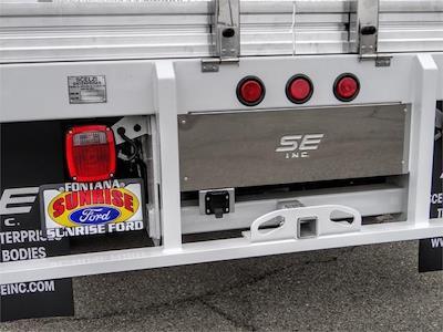 2021 Ford F-450 Crew Cab DRW 4x2, Scelzi CTFB Contractor Body #FM1673 - photo 12