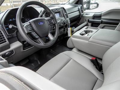 2021 Ford F-450 Crew Cab DRW 4x2, Scelzi WFB Stake Bed #FM1675 - photo 8