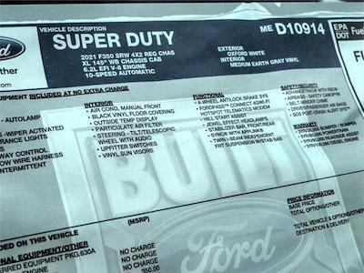 2021 Ford F-350 Regular Cab 4x2, Scelzi Signature Service Body #FM1676 - photo 12