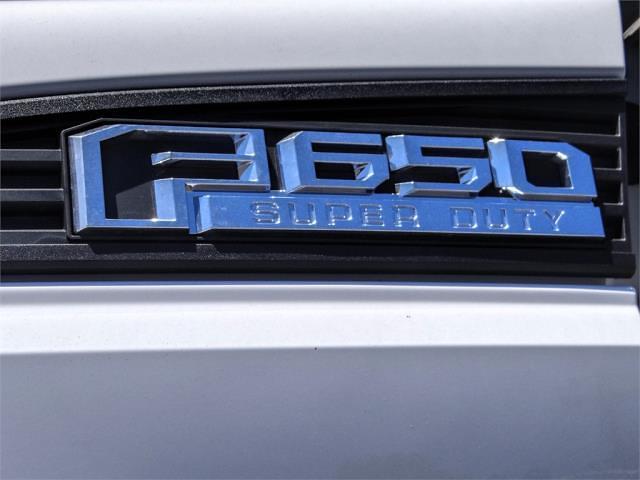 2021 Ford F-650 Regular Cab DRW 4x2, Scelzi Dump Body #FM1705 - photo 8