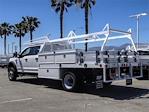 2021 Ford F-450 Crew Cab DRW 4x2, Scelzi CTFB Contractor Body #FM1744 - photo 2