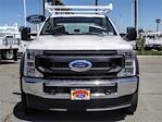 2021 Ford F-450 Crew Cab DRW 4x2, Scelzi CTFB Contractor Body #FM1744 - photo 7