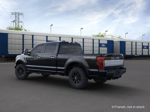 2021 Ford F-250 Crew Cab 4x4, Pickup #FM1748 - photo 2