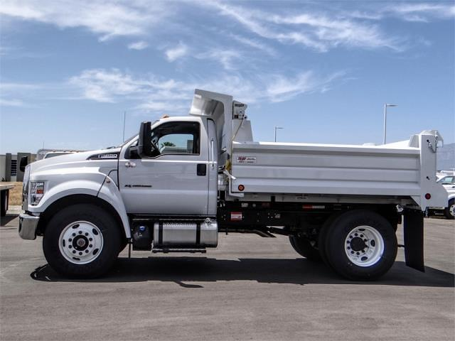 2021 Ford F-650 Regular Cab DRW 4x2, Scelzi Dump Body #FM1768 - photo 3