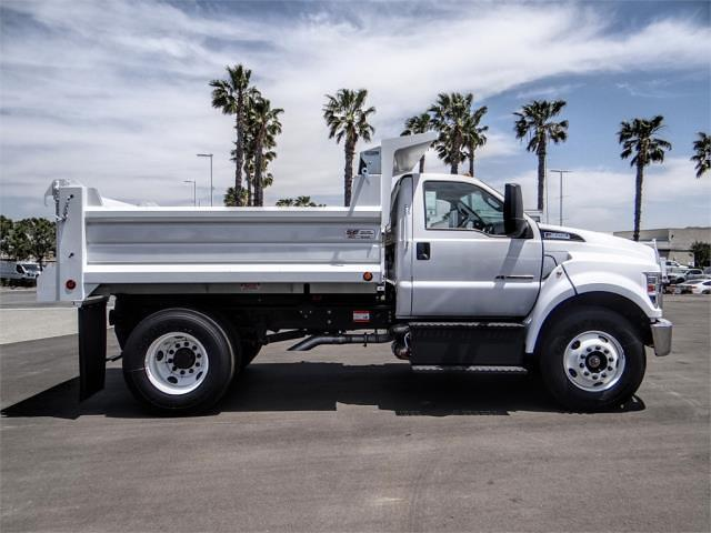 2021 Ford F-650 Regular Cab DRW 4x2, Scelzi Dump Body #FM1768 - photo 5