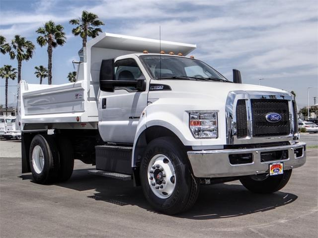 2021 Ford F-650 Regular Cab DRW 4x2, Scelzi Dump Body #FM1768 - photo 6