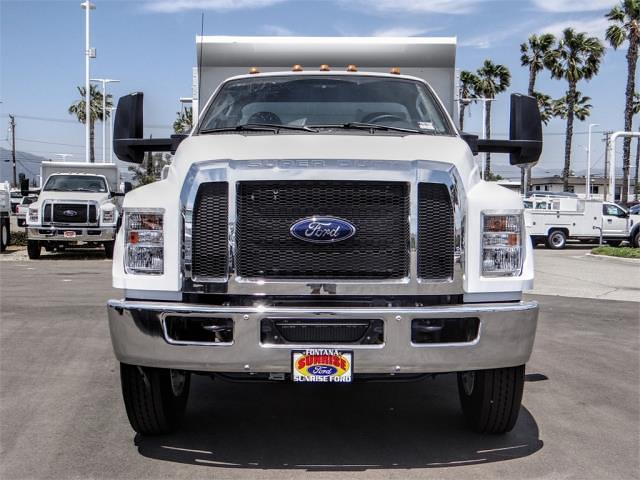 2021 Ford F-650 Regular Cab DRW 4x2, Scelzi Dump Body #FM1768 - photo 7
