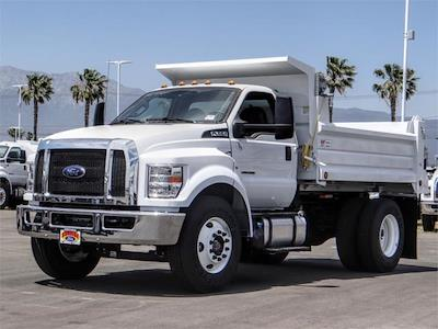 2021 Ford F-650 Regular Cab DRW 4x2, Scelzi Dump Body #FM1768 - photo 1