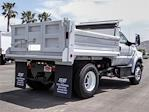 2021 Ford F-650 Regular Cab DRW 4x2, Scelzi Dump Body #FM1768 - photo 4