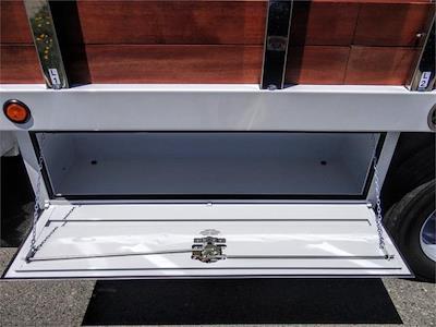2021 Ford F-550 Crew Cab DRW 4x2, Scelzi WFB Stake Bed #FM1788 - photo 9