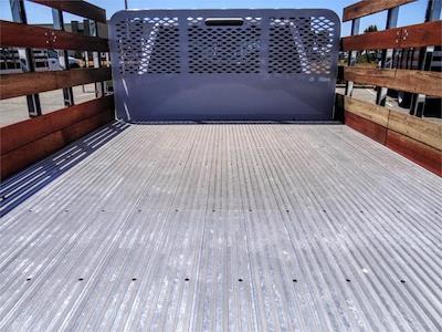 2021 Ford F-550 Crew Cab DRW 4x2, Scelzi WFB Stake Bed #FM1788 - photo 10