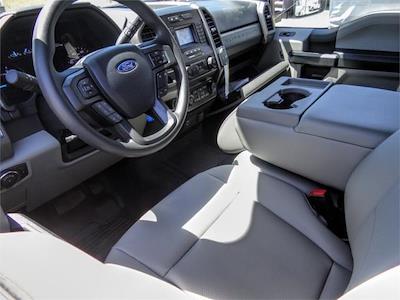 2021 Ford F-550 Crew Cab DRW 4x2, Scelzi WFB Stake Bed #FM1788 - photo 8