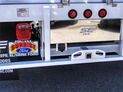2021 Ford F-550 Crew Cab DRW 4x2, Scelzi CTFB Contractor Body #FM1790 - photo 11