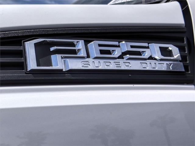 2021 Ford F-650 Regular Cab DRW 4x2, Scelzi Dump Body #FM1802 - photo 9
