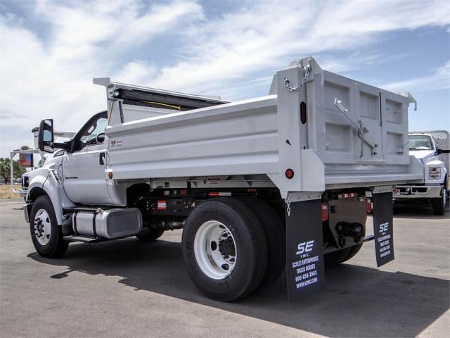 2021 Ford F-650 Regular Cab DRW 4x2, Scelzi Dump Body #FM1802 - photo 2