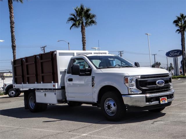 2021 F-350 Regular Cab DRW 4x2,  Royal Truck Body Platform Body #FM1821 - photo 6