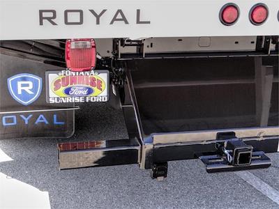 2021 F-350 Regular Cab DRW 4x2,  Royal Truck Body Platform Body #FM1821 - photo 11