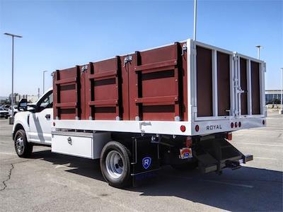 2021 F-350 Regular Cab DRW 4x2,  Royal Truck Body Platform Body #FM1821 - photo 2