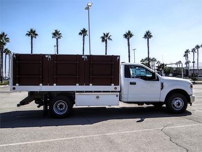 2021 F-350 Regular Cab DRW 4x2,  Royal Truck Body Platform Body #FM1821 - photo 5