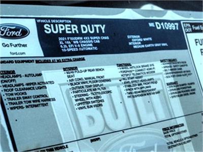 2021 Ford F-350 Super Cab DRW 4x2, Scelzi Signature Service Body #FM1873 - photo 12