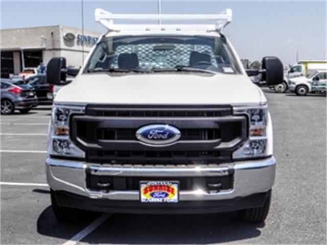 2021 Ford F-350 Regular Cab DRW 4x2, Scelzi CTFB Contractor Body #FM1881 - photo 7
