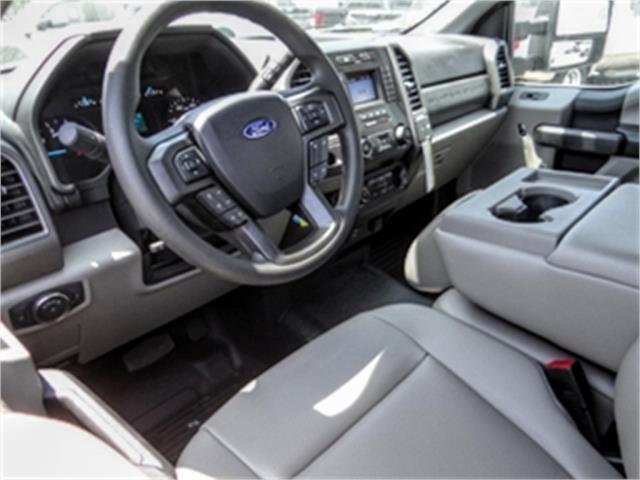 2021 Ford F-350 Regular Cab DRW 4x2, Scelzi CTFB Contractor Body #FM1881 - photo 8