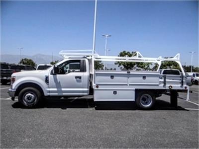 2021 Ford F-350 Regular Cab DRW 4x2, Scelzi CTFB Contractor Body #FM1881 - photo 3