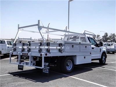2021 Ford F-350 Regular Cab DRW 4x2, Scelzi CTFB Contractor Body #FM1881 - photo 4