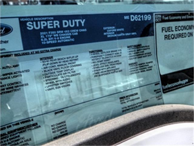 2021 Ford F-350 Crew Cab 4x2, Scelzi Signature Service Body #FM1893 - photo 12