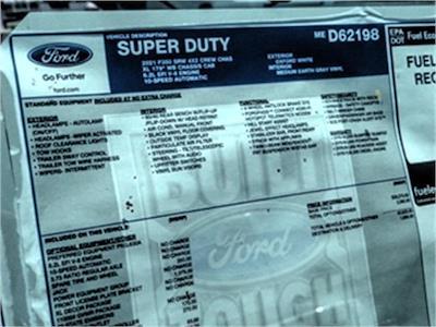 2021 Ford F-350 Crew Cab 4x2, Scelzi Signature Service Body #FM1900 - photo 12