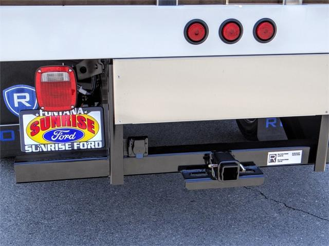 2021 Ford F-550 Regular Cab DRW 4x2, Royal Truck Body Stake Bed #FM1977 - photo 10