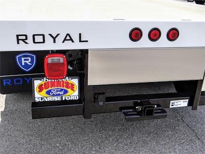 2021 Ford F-550 Regular Cab DRW 4x2, Royal Truck Body Platform Body Flatbed #FM1978 - photo 11