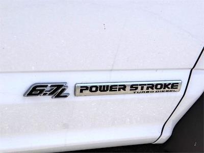 2021 Ford F-550 Regular Cab DRW 4x2, Royal Truck Body Platform Body Flatbed #FM1978 - photo 12