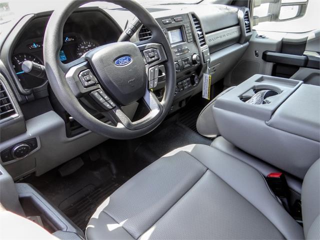 2021 Ford F-350 Regular Cab DRW 4x2, Scelzi CTFB Contractor Body #FM2037 - photo 7